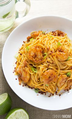 You have to try our Bang Bang Shrimp pasta recipe!