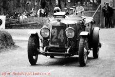 LE MANS 1930 - Lea Francis Hyper Sport  #24