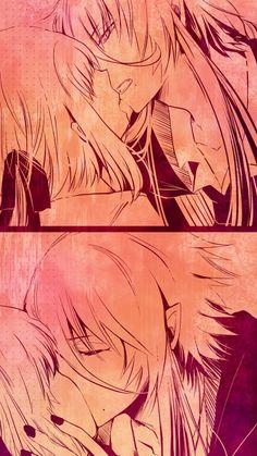 Yui x Loki - Kamigami no Asobi