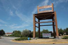 La grande sedia -2012