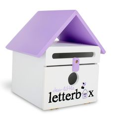 Letterbox for kids