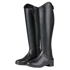 Saxon Syntovia Tall Dress Boots- Ladies