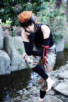 take(大葉 竹) Sarutobi Sasuke Cosplay Photo - Cure WorldCosplay Sasuke Sarutobi, Sasuke Cosplay, Sengoku Basara, Samurai, Punk, Fashion, Moda, Fashion Styles, Punk Rock