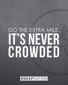 You'll never regret putting in the extra work. Go The Extra Mile, Extra Work, Never Regret, Regrets, Fitness Goals, Fitspiration, Challenges, How To Get, Motivation