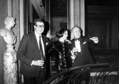 Vente Yves Saint-Laurent et Pierre Bergé : la phrase polémique | À ...