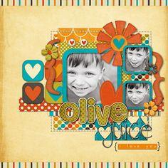 Olive Juice - Scrapbook.com
