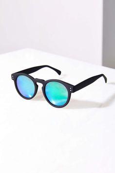 d6727928c2a KOMONO Clement Round Sunglasses
