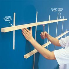 DIY floating shelves...for the apartment?