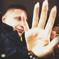 say hello ;)