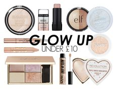 """""""Drugstore Highlight"""" by florence2000 ❤ liked on Polyvore featuring beauty, e.l.f., L'Oréal Paris, NYX, Maybelline and Barry M"""