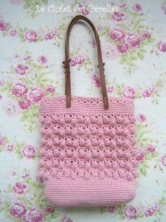 crochet bag for your shopping