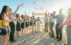 White sand beaches, sunshine and the ocean breeze make the best day ever just a little better. Start planning your dream destination wedding or honeymoon with @SandalsResorts. Photo by Daniel Marcion. #WeddingMoons #LoveIsAllYouNeed