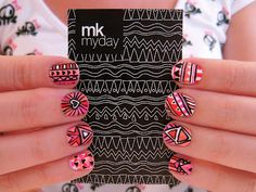 make my day nails - Google Search