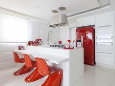 Cadeiras modernas: 80 inspirações para arrasar na decoração
