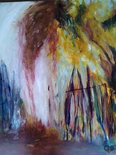 "Art Lover Place - ""AFRICA"" (Peinture) par MARCINEK"