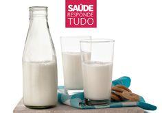 Verdade que o ser humano não foi programado para aproveitar o leite quando…