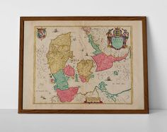 France old map La France by Claude Buffier 1769 Map Of Yorkshire, Yorkshire England, Denmark Map, Odense Denmark, Ardennes, Africa Map, Herefordshire, Historical Maps, Fine Art Paper
