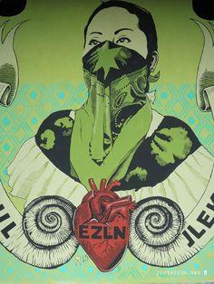Laurita Tortolita - EZLN are the Zapatistas