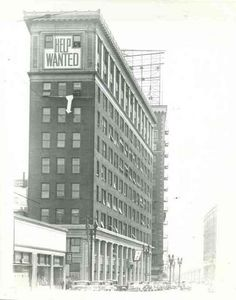 (1942) Los Angeles Railway Building, 1060 South Broadway