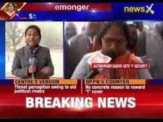 Sadhvi Niranjan Jyoti to get VIP security cover
