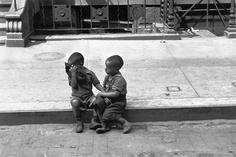 Helen Levitt New York City American Modern Photography Art Slide