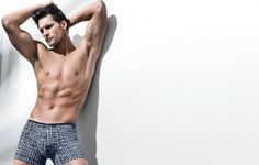 Tomas Skoloudik for the Impetus Underwear Winter 2014 campaign