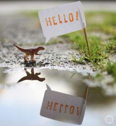 Rawr = Hello
