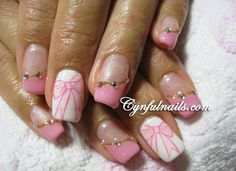 gel nail designs | ... removing the artifical nail without damage to your own natural nail