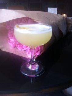 A Bourne & Hollingsworth Applegrass Martini. YUM