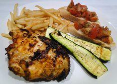 Portuguese grilled piri piri chicken!