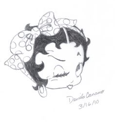 Betty Boop 2 by artsydanii on DeviantArt