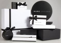 Marc Jacobs #packaging