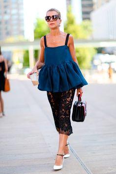 Street Style: New York Fashion Week SS15