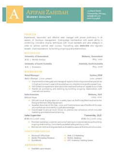 Modern Microsoft Word Resume Template Raida Fakhira By Inkpower
