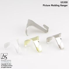 Picture Molding Hanger - Specialty Hardware | AS Hanging Systems