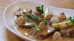 Torres en la cocina - Receta de blanqueta de ternera lechal