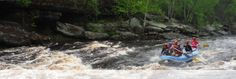 minnesota whitewater rafting #mnrafting #mnfun