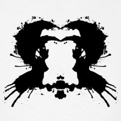 Southern Oracle Gate Ink Blot Mens T Shirt S-XXL #NeverendingStory