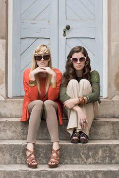 Models: Frane' Kotze & Misty Lee Parker,  Designer: Henka van Rensburg  Photographer: Amy Scheepers