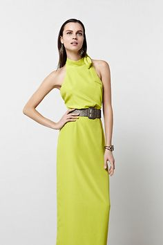 Palm Canyon Dress #anthropologie  And this, Sarah.