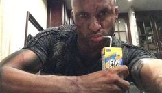 Ricky Whittle II Lincoln the Grounder || The 100 cast behind the scenes