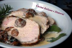 Buon sabato a tutti! Ecco una nuova idea per la tavola di Natale low cost: Arrosto di maiale agli aromi.. che ve ne sembra? http://blog.giallozafferano.it/cucinaitalianaedintorni/arrosto-di-maiale-agli-aromi/