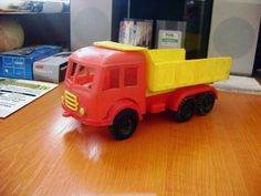 Truck Trucks, Toys, Car, Vintage, Truck, Activity Toys, Automobile, Clearance Toys, Vintage Comics