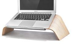 Grovemade Laptop Stand | iLounge + Mac