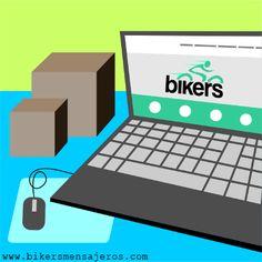 www.bikersmensajeros.com