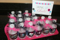 Monster High Party - Cami's 6th Birthday! | CatchMyParty.com