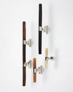 OCHRE Contemporary Furniture Lighting And Accessory Design Horn Handles