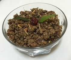 Dry Prawn Chammanthi Ingredients Cleaned Dried Shrimp – Cup Grated Coconut – Cup Whole Red Chilli – Tamarind(Soa. Dried Shrimp, Red Chilli, Tamarind, Prawn, Coconut, Beef, Food, Red Chili, Meat