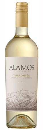Alamos Torrontes 2011 @ trader Joe's