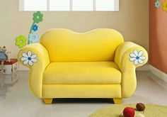 Kids Furniture Sets, Baby Furniture, Furniture Design, Cute Bed Sets, Small Home Offices, Kids Sofa, Playroom Design, Baby Bedroom, Room Accessories